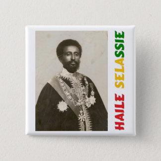 Pin's Insigne de Haile Selassie