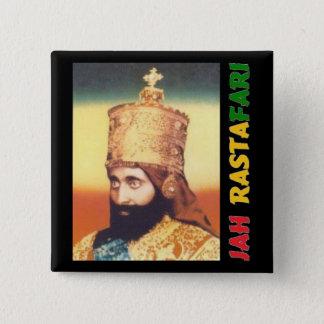 Pin's Insigne de Jah Rastafari