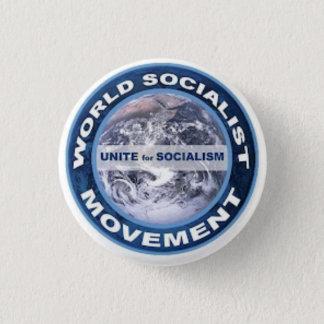 Pin's Insigne de mouvement socialiste du monde