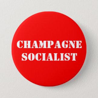 Pin's Insigne de socialiste de Champagne