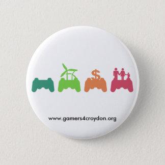 Pin's Insigne d'icône de G4C
