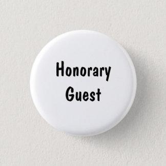 Pin's Invité honorifique