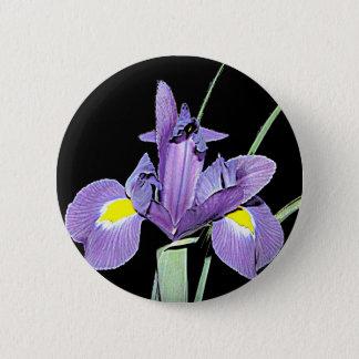 Pin's Iris de pourpre du Tennessee