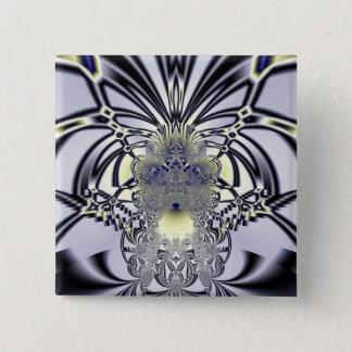 Pin's Iris pourpre