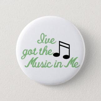Pin's Ive a obtenu la musique dans moi