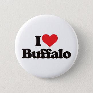 Pin's J'aime Buffalo
