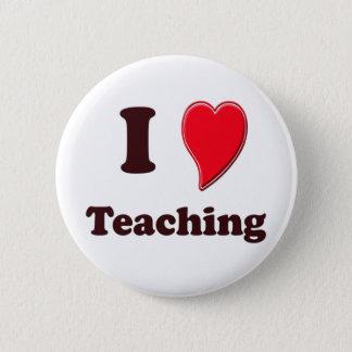 Pin's J'aime enseigner