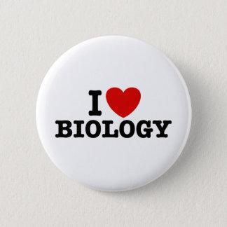 Pin's J'aime la biologie