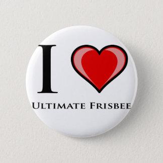 Pin's J'aime le frisbee final