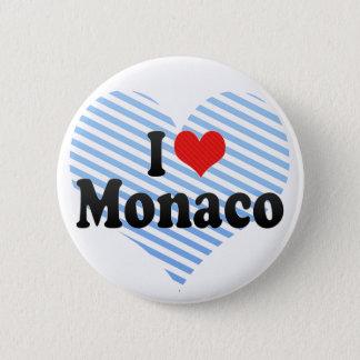 Pin's J'aime le Monaco