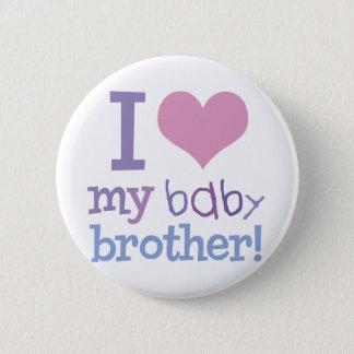 Pin's J'aime mon frère de bébé