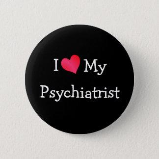 Pin's J'aime mon psychiatre