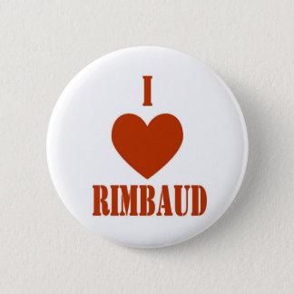Pin's J'aime Rimbaud