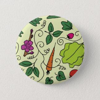 Pin's Jardin coloré