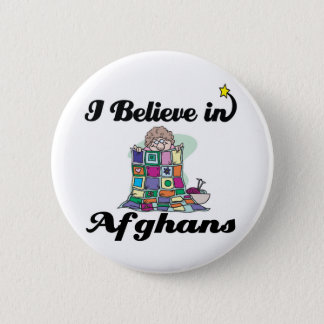 Pin's je crois en Afghans