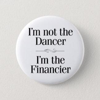 Pin's Je ne suis pas le danseur