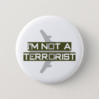 Pin's Je ne suis pas un terroriste