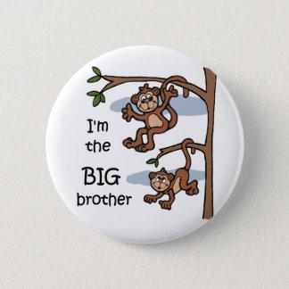 Pin's Je suis le bouton de frère