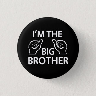 Pin's Je suis le frère