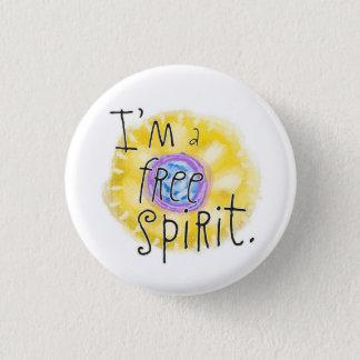 Pin's Je suis un esprit libre