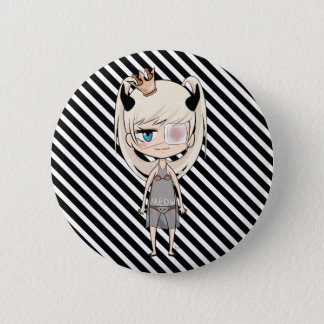 Pin's Je suis une princesse Pin de Chibi