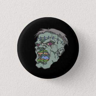 Pin's Jeune bouton graphique de Frankenstein Pinback