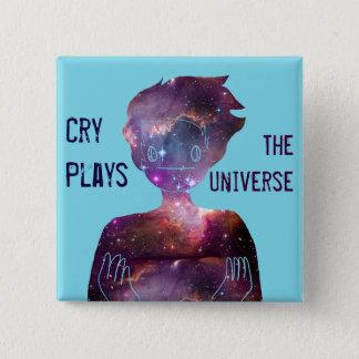 Pin's Jeux de cri : L'univers