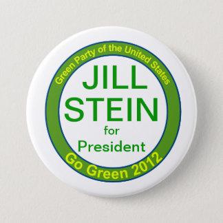 Pin's Jill Stein pour le président Parti Vert 2012