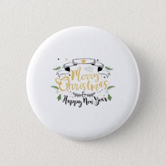 Pin's Joyeux Noël et bonne année 2018