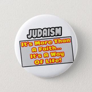 Pin's Judaïsme… plus que la foi, mode de vie