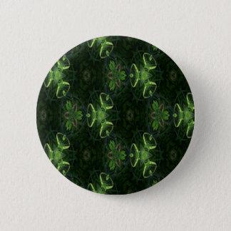 Pin's Kaléidoscope vert 1