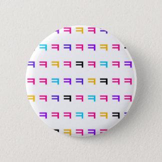 Pin's Kekekeke coloré