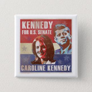 Pin's Kennedy commence la campagne pour le sénat