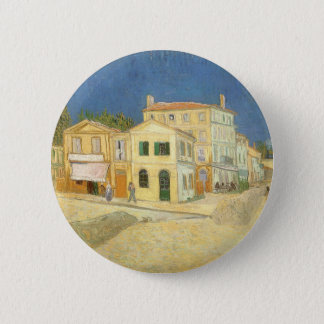 Pin's La Chambre jaune par Vincent van Gogh
