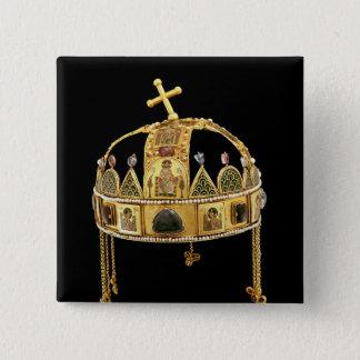 Pin's La couronne sainte de la Hongrie, 11ème-12ème
