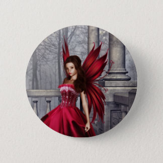 Pin's La fée rouge de charme