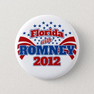 Pin's La Floride avec Romney 2012
