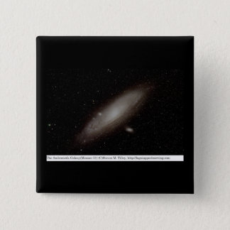 Pin's La galaxie d'Andromeda (M31)