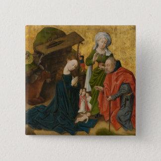 Pin's La nativité, circa 1460