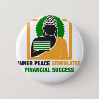 Pin's La paix intérieure stimule le succès financier