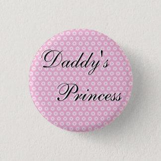 Pin's La princesse du papa