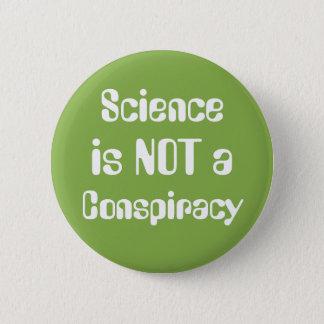 """Pin's La """"Science n'est pas verdure de jour de la terre"""