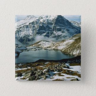 Pin's La Suisse, Grindelwald, Alpes de Bernese, vue