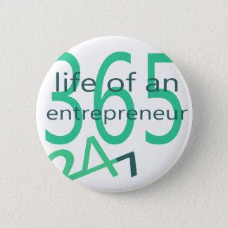 Pin's La vie d'un entrepreneur