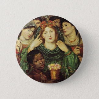 Pin's L'aimé par Raphael Rossetti de Dante
