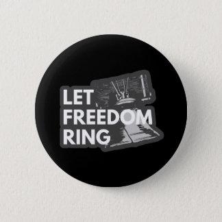 Pin's Laissez l'anneau de liberté
