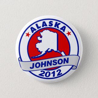 Pin's L'Alaska Gary Johnson