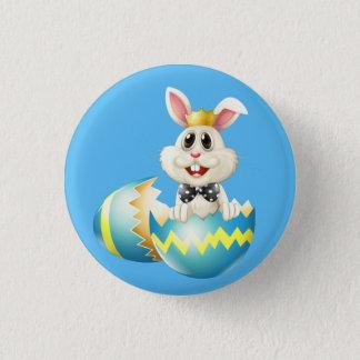 Pin's Lapin de Pâques heureux