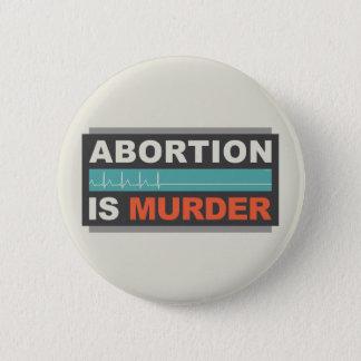 Pin's L'avortement est meurtre
