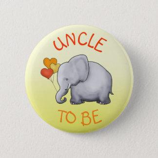 Pin's Le baby shower mignon d'éléphant de ballons